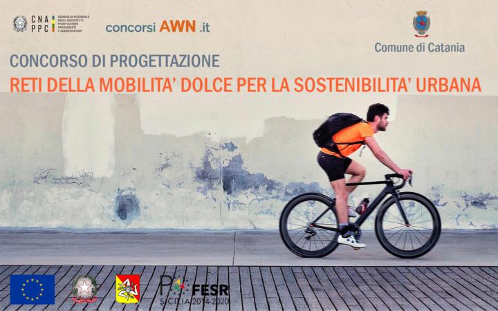 Pubblicato il concorso Reti della mobilità dolce per la sostenibilità urbana sulla piattaforma concorsiawn.it