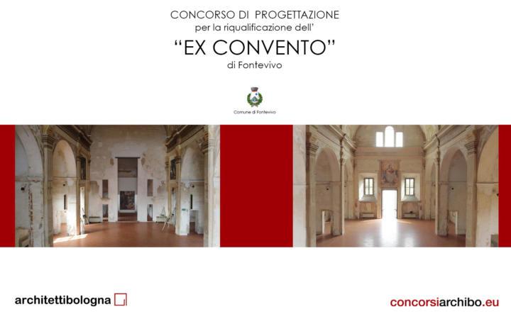 Pubblicato il concorso Riqualificazione Ex Convento di Fontevivo sulla piattaforma concorsiarchibo.eu